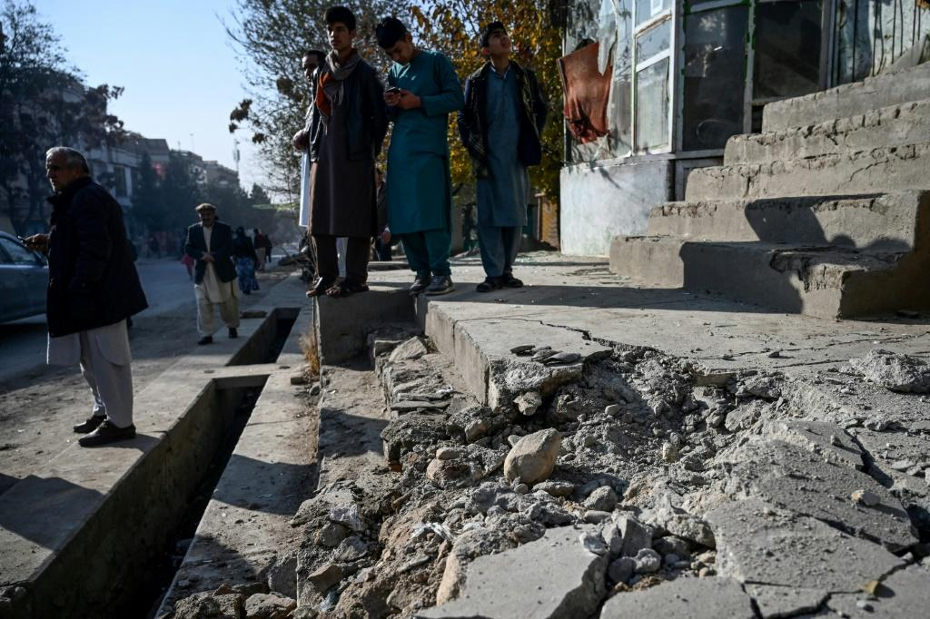 No group immediately claimed the blasts and the Taliban denied responsibility
