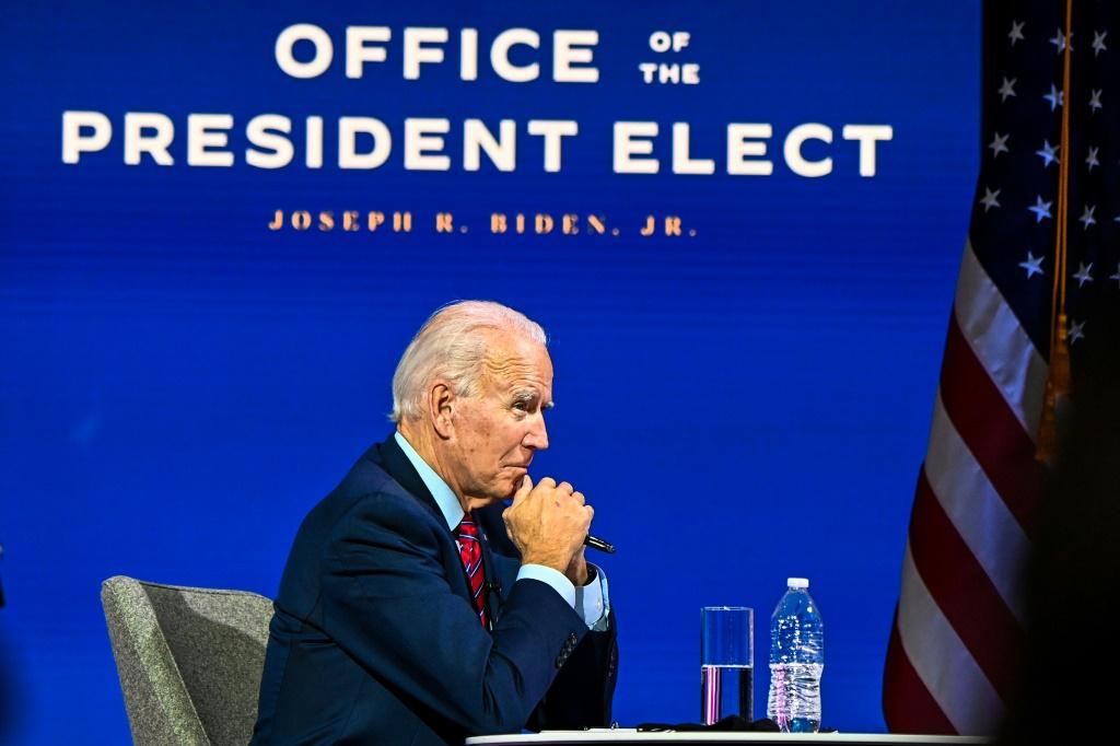 US President-elect Joe Biden is to formally introduce his top cabinet picks