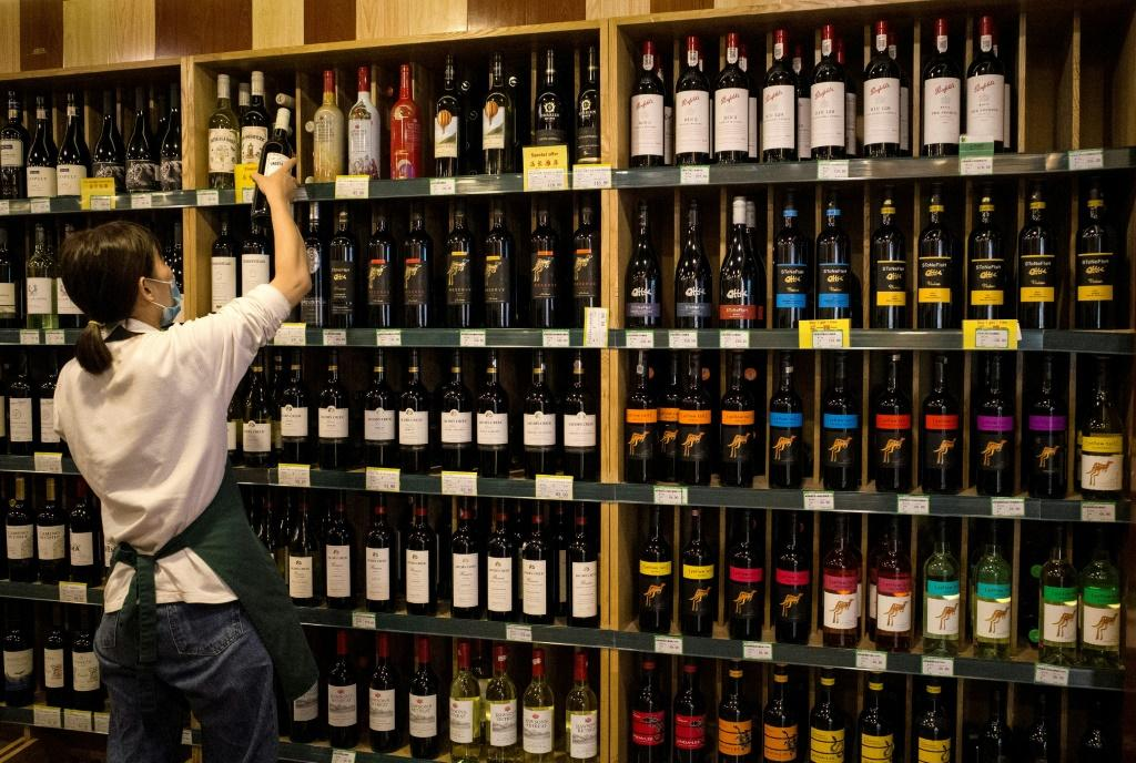 China, which frequently uses access to its huge market as a way of pressuring other countries, says it is imposing anti-dumping measures on Australian wine