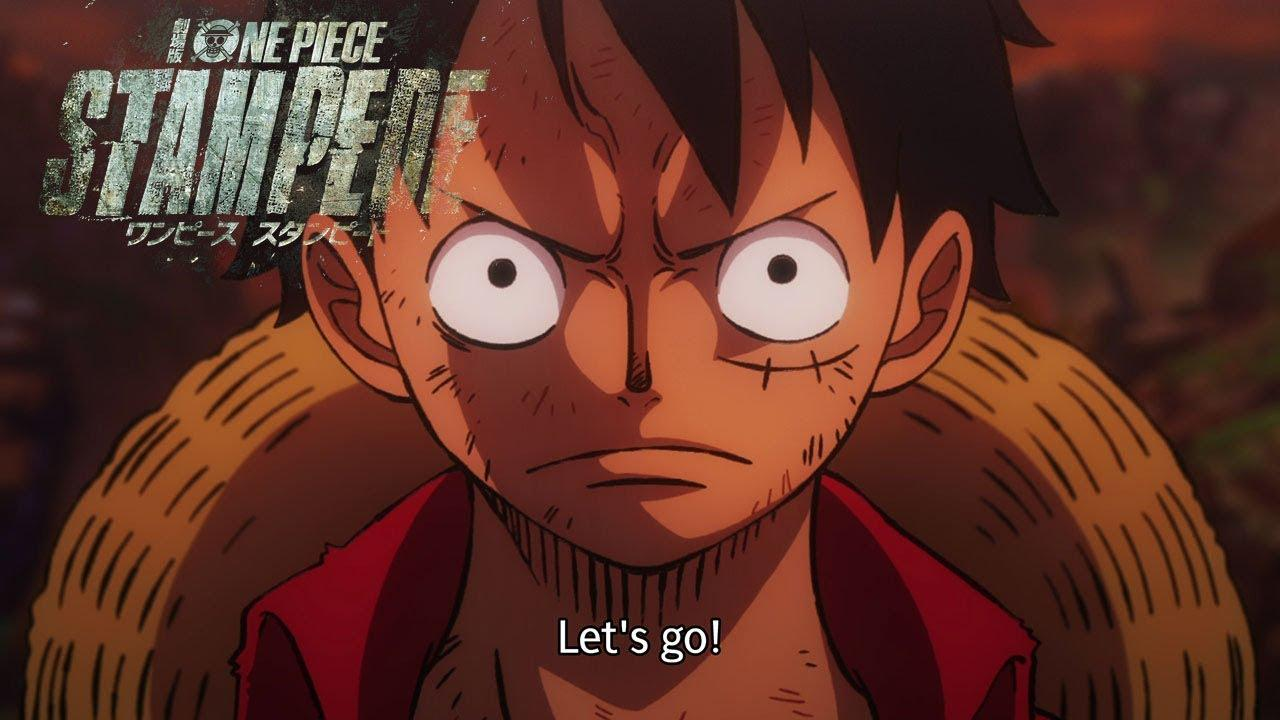 """ONE PIECE STAMPEDE"""" 