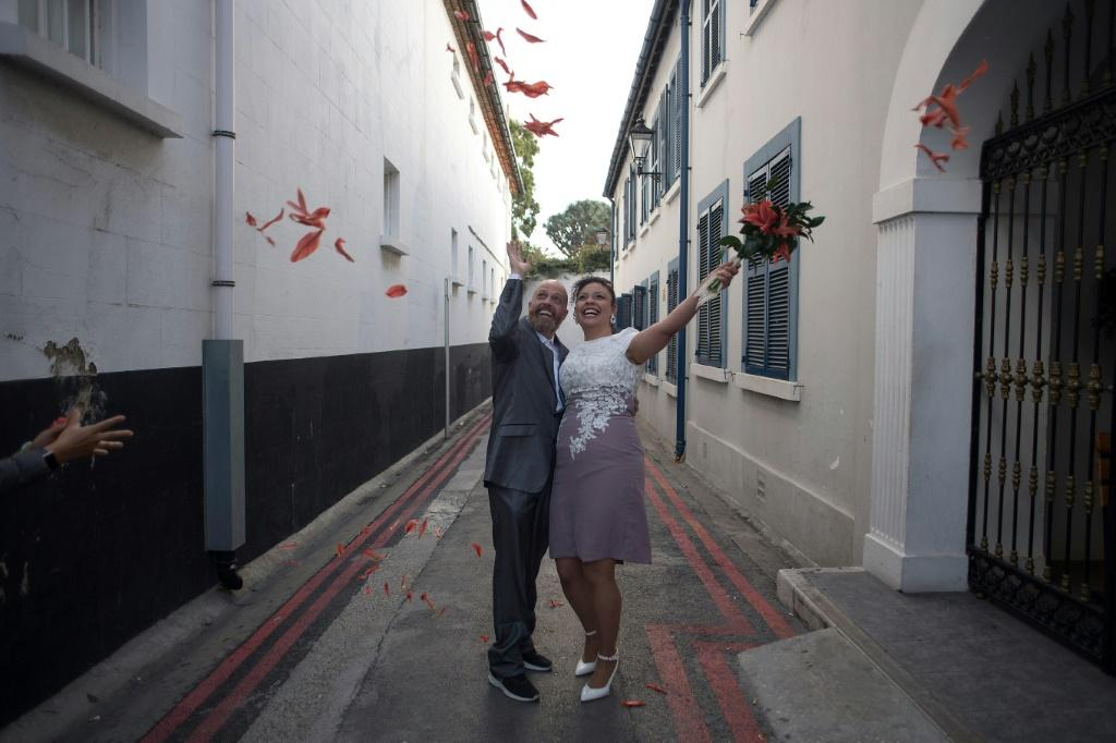 Gibraltar wedding planners report huge demand from couples from outside the territory