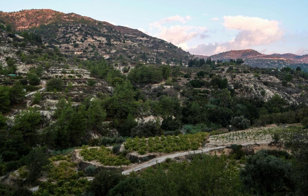 Planetologists and geologists arrived in Cyprus to test out the equipment in the Troodos mountains, which officials say has geological similarities with Mars