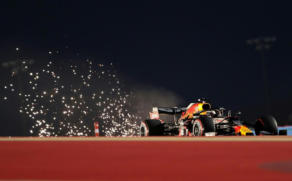 Max Verstappen was third fastest in qualifying but was not entirely happy with his lap