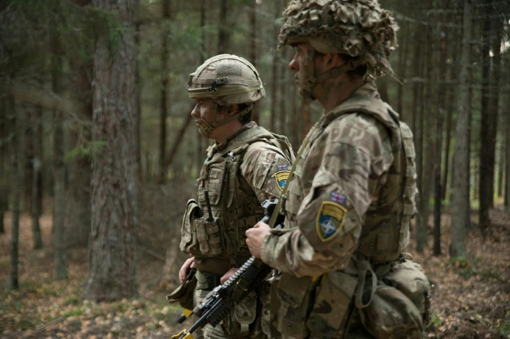 The NATO alliance is seen as critical for many European countries like Russia-bordering Estonia