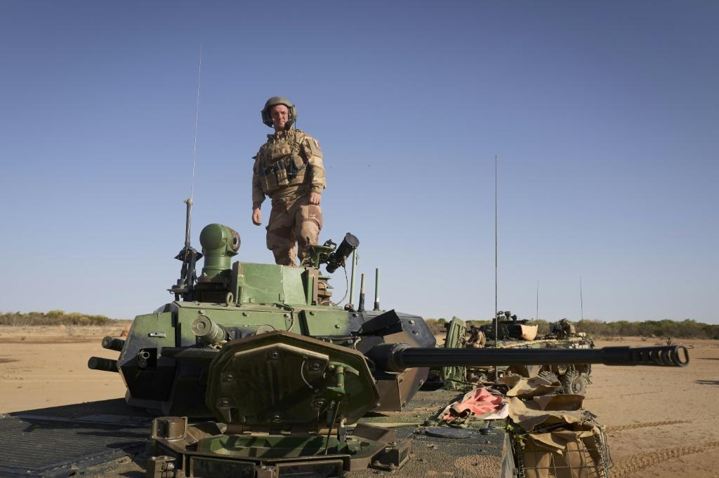 With its eyes turned to deployments on the EU's southern flank including in the Sahel, France has called NATO into question