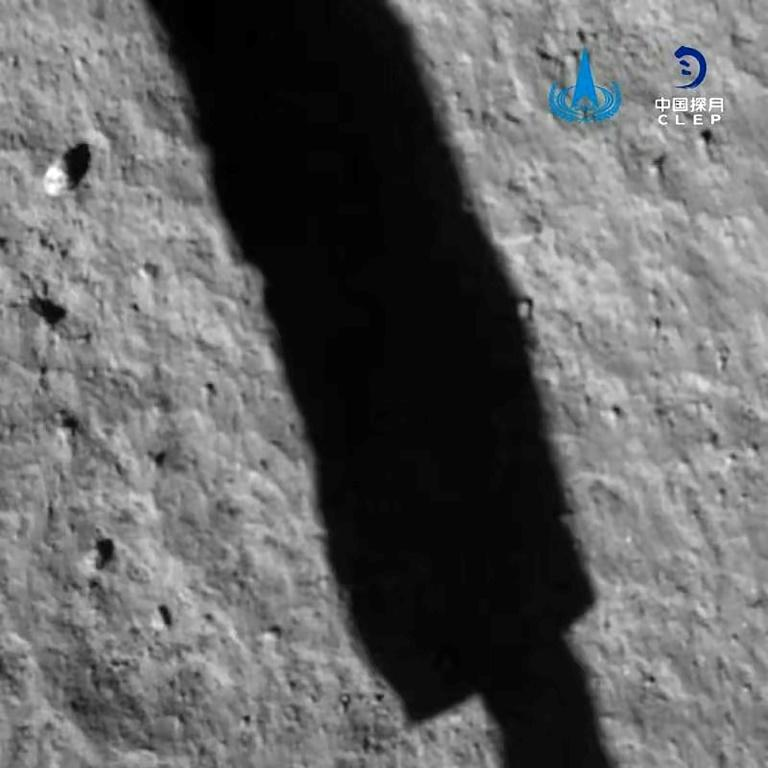 Chang'e-5's goal is to collect lunar rocks and soil to help scientists learn about the Moon's origins, formation and volcanic activity