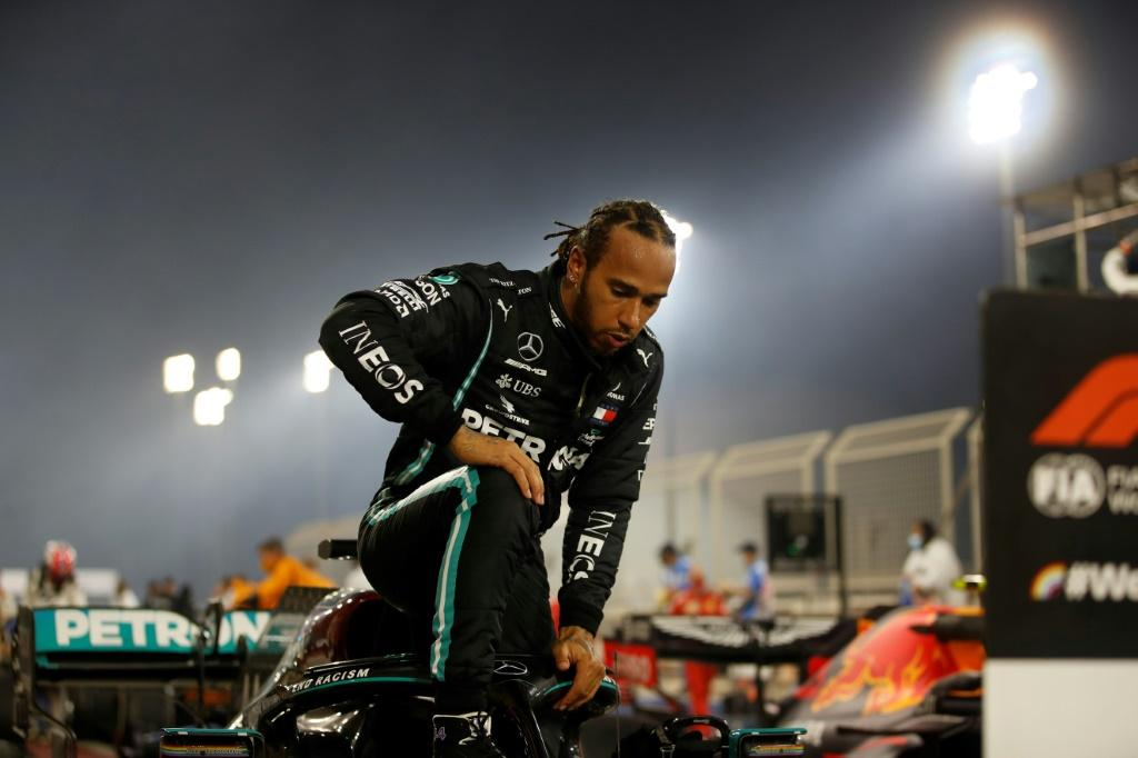 Lewis Hamilton tested positive for coronavirus just two days after winning the Bahrain Grand Prix