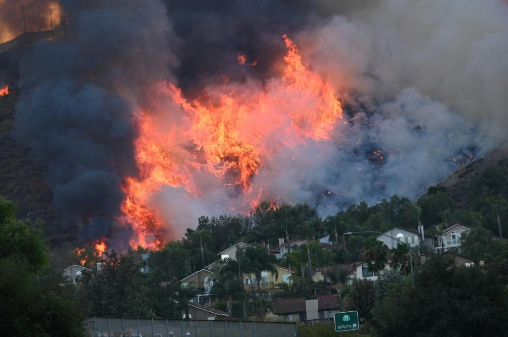 Climate change increases the intensity of heatwaves and droughts, fueling wildfires