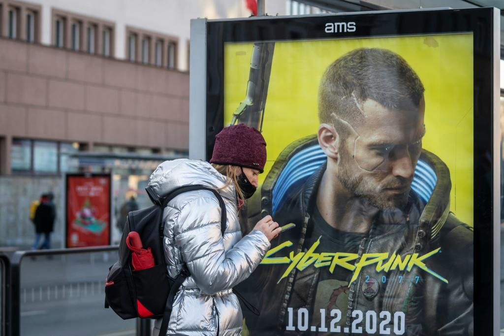"""The marketing campaign featuring yellow posters with """"V"""" reached 55 countries"""