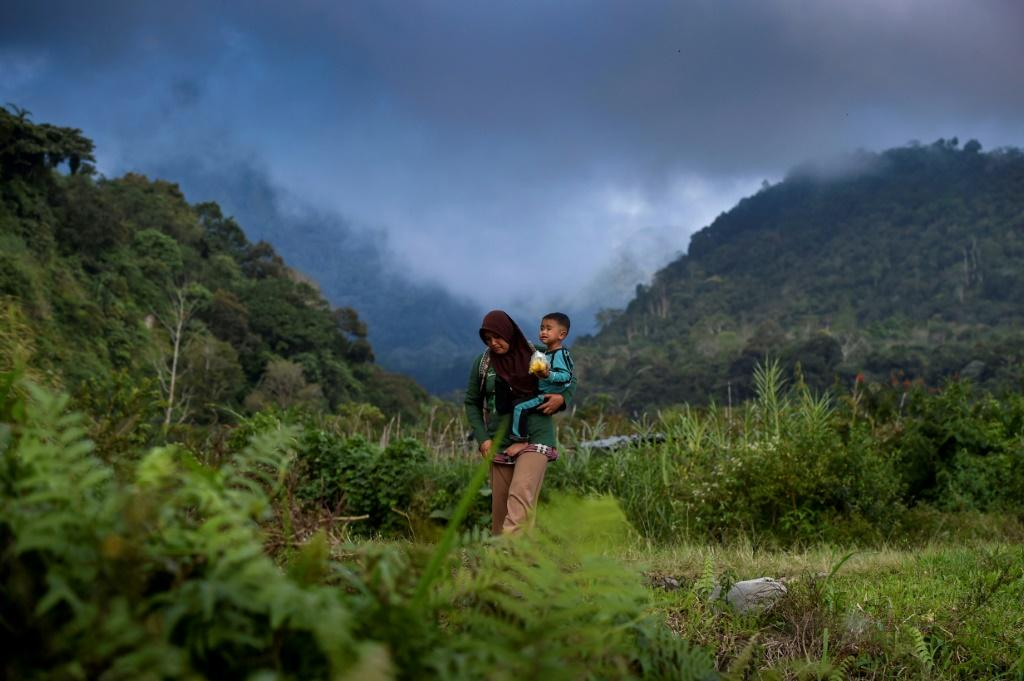 Aceh is an ultra-conservative province, and initially some told the women they had no business protecting the forest