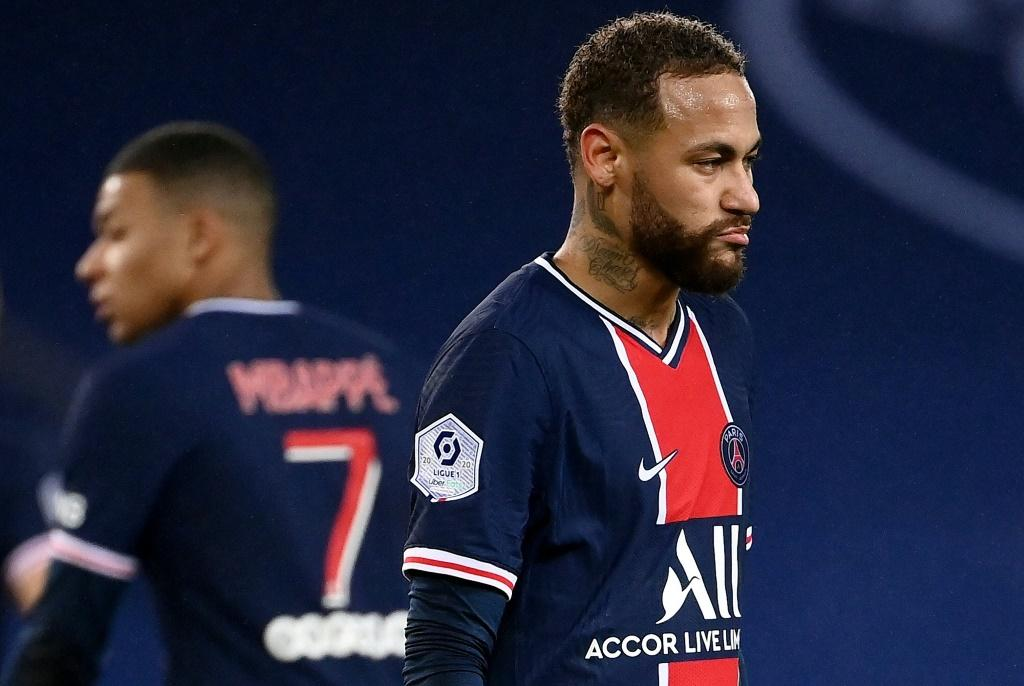 PSG are hoping Neymar will be back alongside Kylian Mbappe when they take on Lille