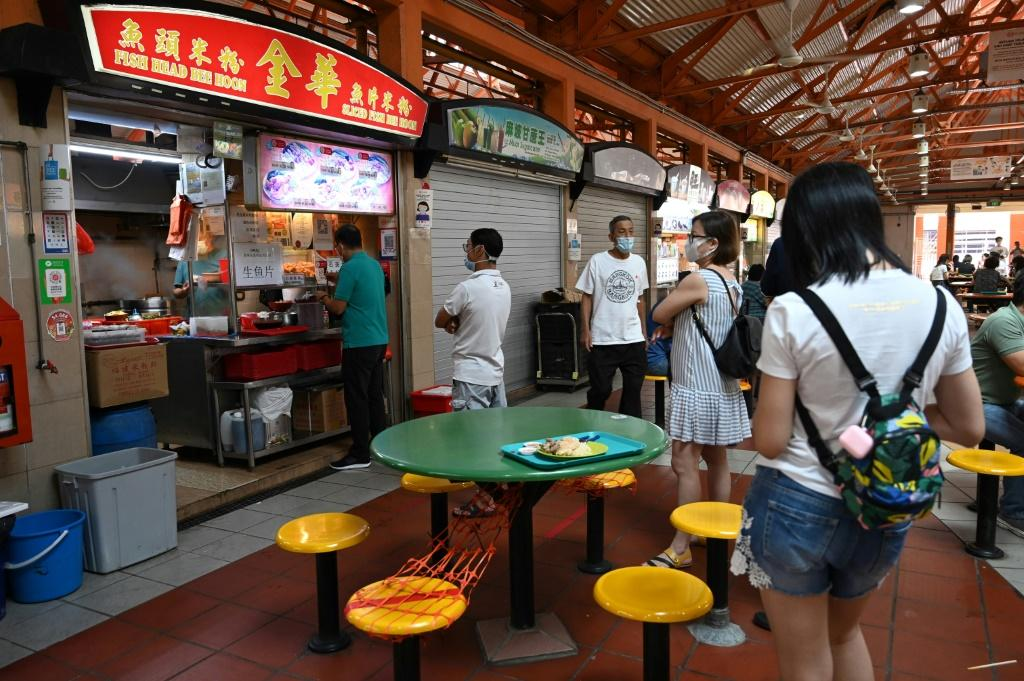 The UN has put Singapore's street food on a list of intangible cultural heritage
