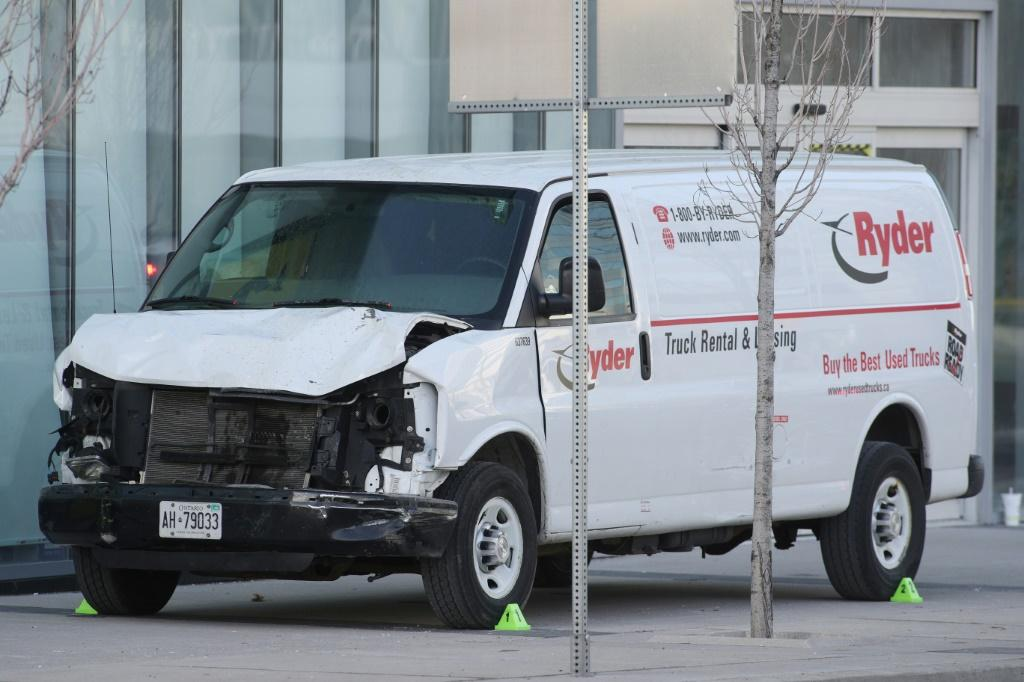 Canadian Alek Minassian faces 10 charges of premeditated murder and 16 of attempted murder following the April 2018 rampage where he drove a rented van into pedestrians