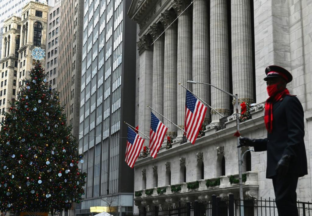 The New York Stock Exchange has had a wild year in 2020, due largely to the coronavirus pandemic and its changing impact on the economy