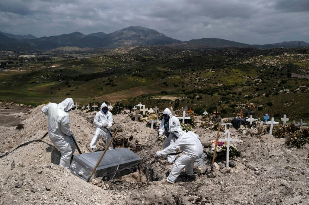 Mexico has the world's fourth highest Covid-19 death toll