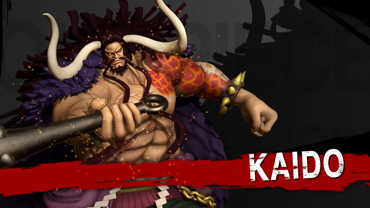 One Piece: Pirate Warriors 4 - Kaido Character Trailer - PS4/XB1/NSW/PC