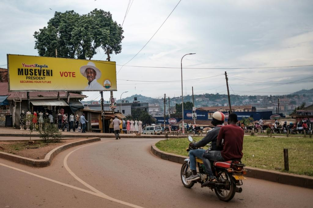 Museveni has claimed every election since taking power as a rebel leader in 1986 -- almost all marred by irregularities and violence