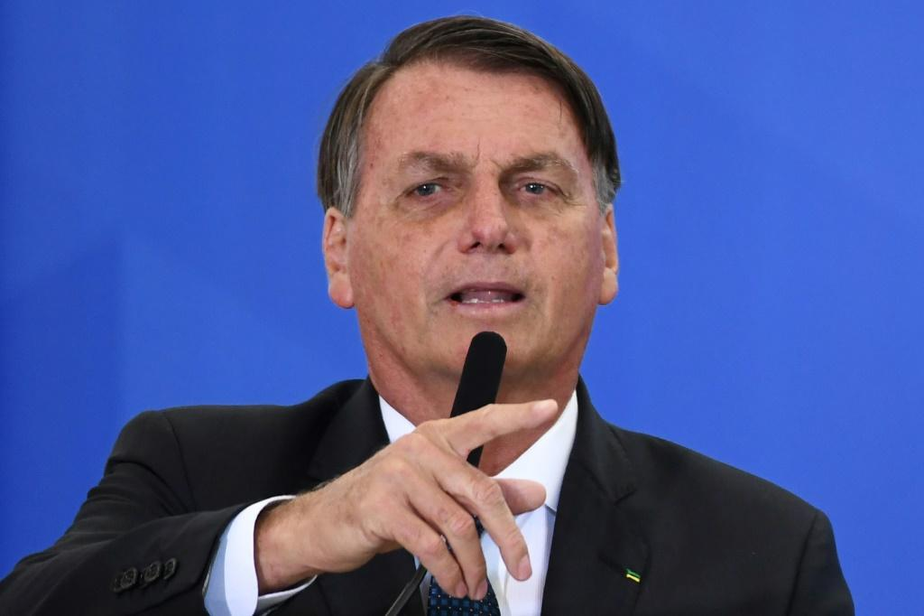 Brazilian President Jair Bolsonaro is standing by his close ally Donald Trump, even after pro-Trump rioters stormed the US Congress