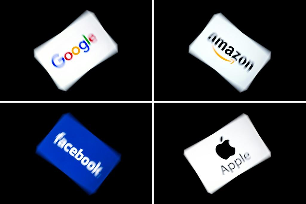 Washington imposed tariffs in retaliation for the tax France approved in 2019 on tech firms like Facebook, Amazon, Apple and Google, which were accused of moving their profits offshore