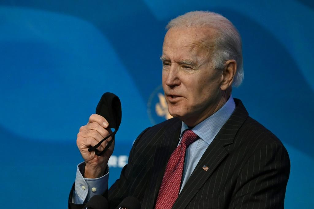 US President-elect Joe Biden will face an added challenge on the global stage after a mob attack on the Capitol by his predecessor Donald Trump's supporters