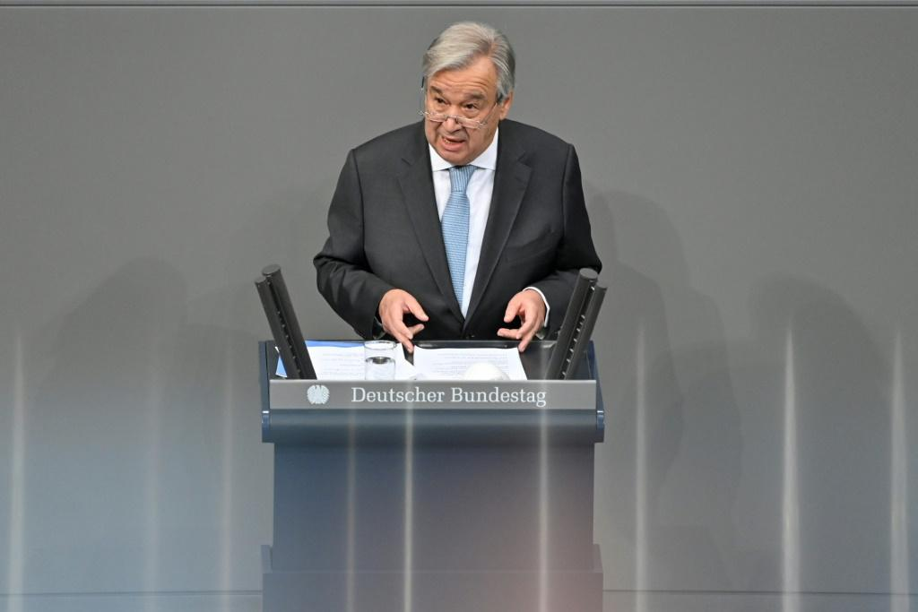 UN Secretary-General Antonio Guterres faces an array of global crises in the coming year