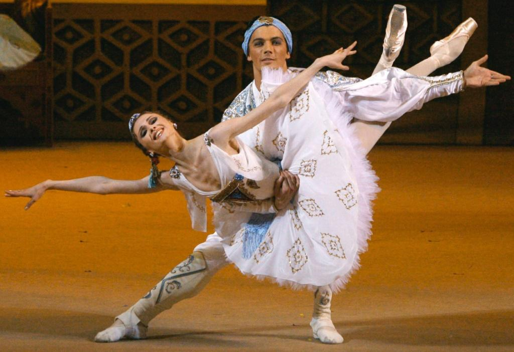 """A Russian performance of """"Le Corsaire,"""" one of several classical ballets accused of disparaging people of colour"""
