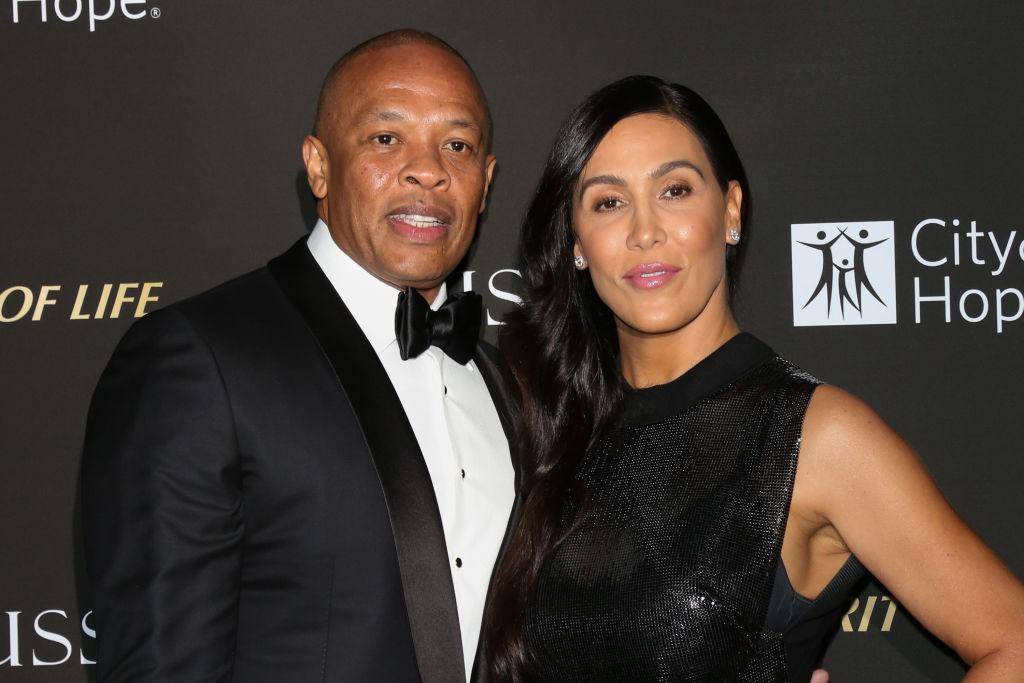 Dr. Dre's Estranged Wife Claims He Held a Gun to Her Head