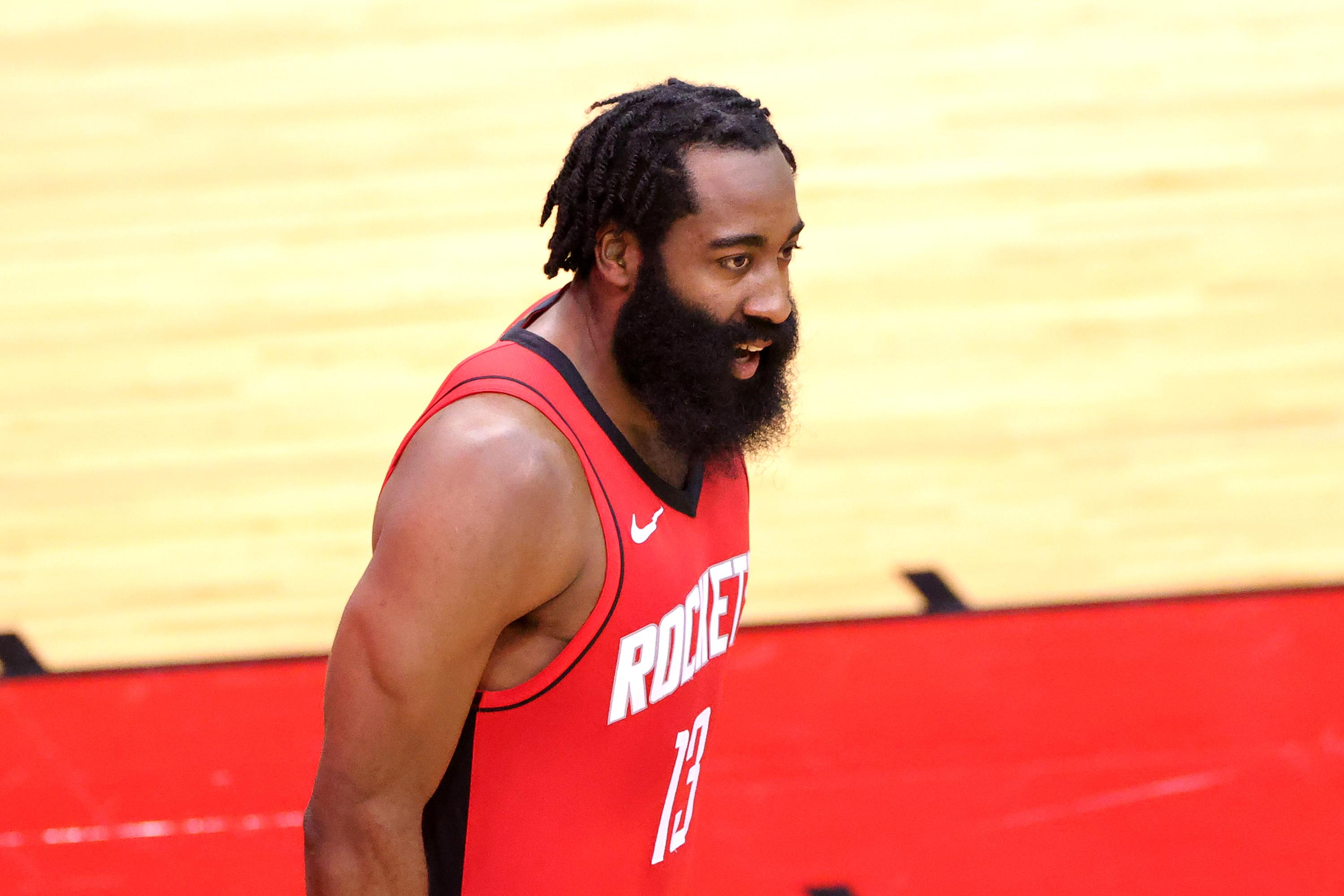 All-Star James Harden says Houston Rockets 'just not good enough'