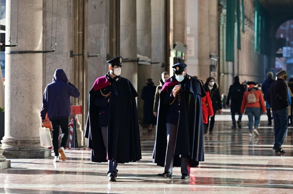 Italy's health minister announced on January 13 a partial reopening of museums, while most other coronavirus restrictions are due to be extended