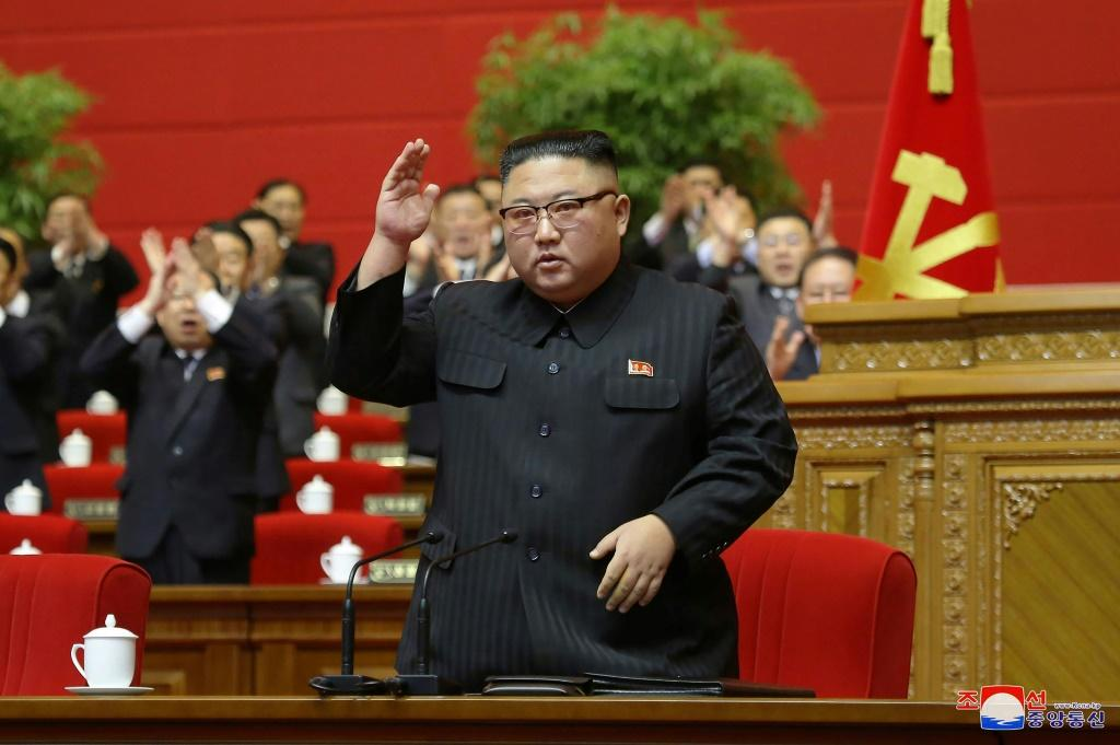 Kim Jong Un repeatedly apologised for mistakes in economic management, promising greater prosperity in future