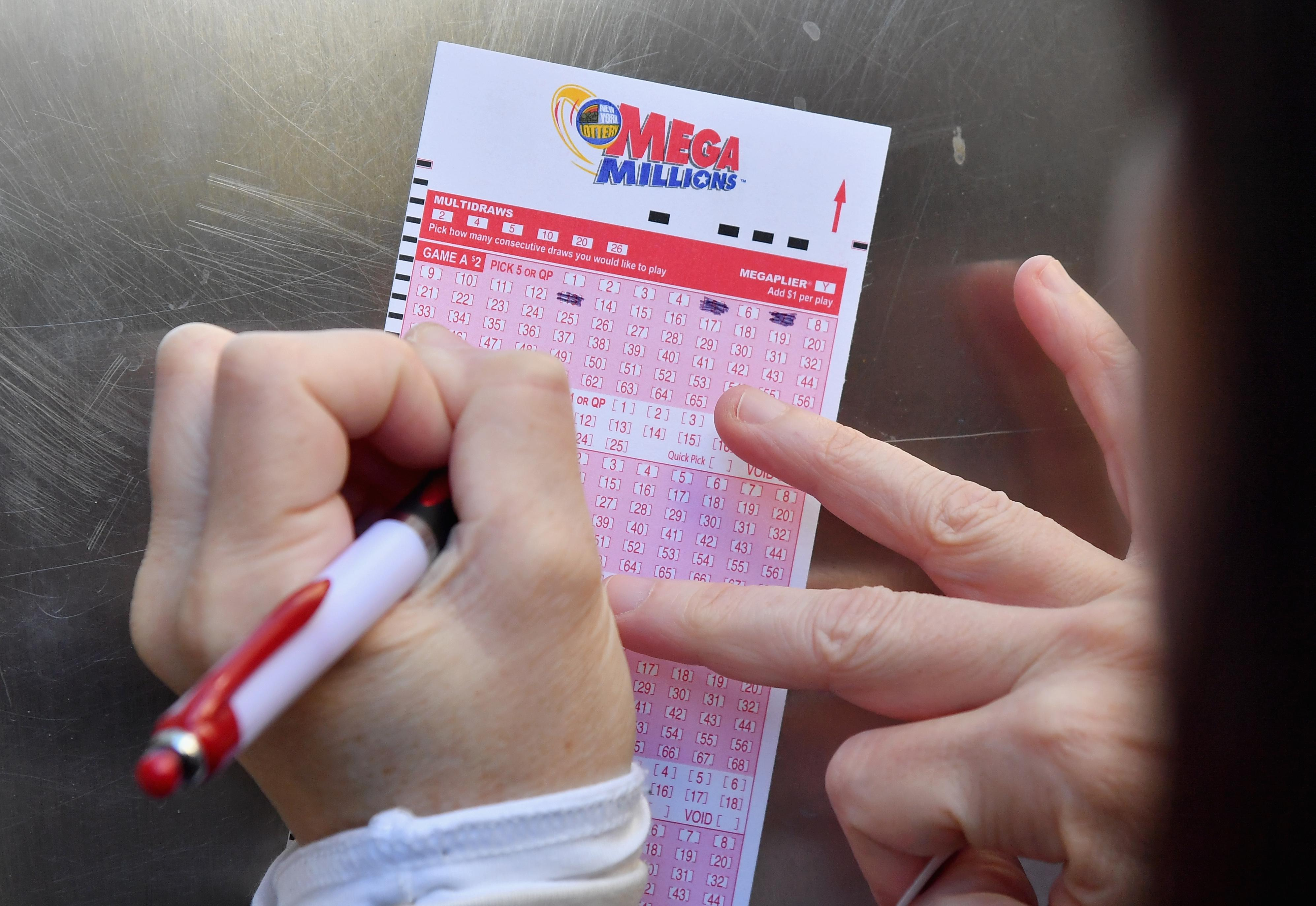 Mega Millions Jackpot Winning Numbers For Jan. 12: Are You ...