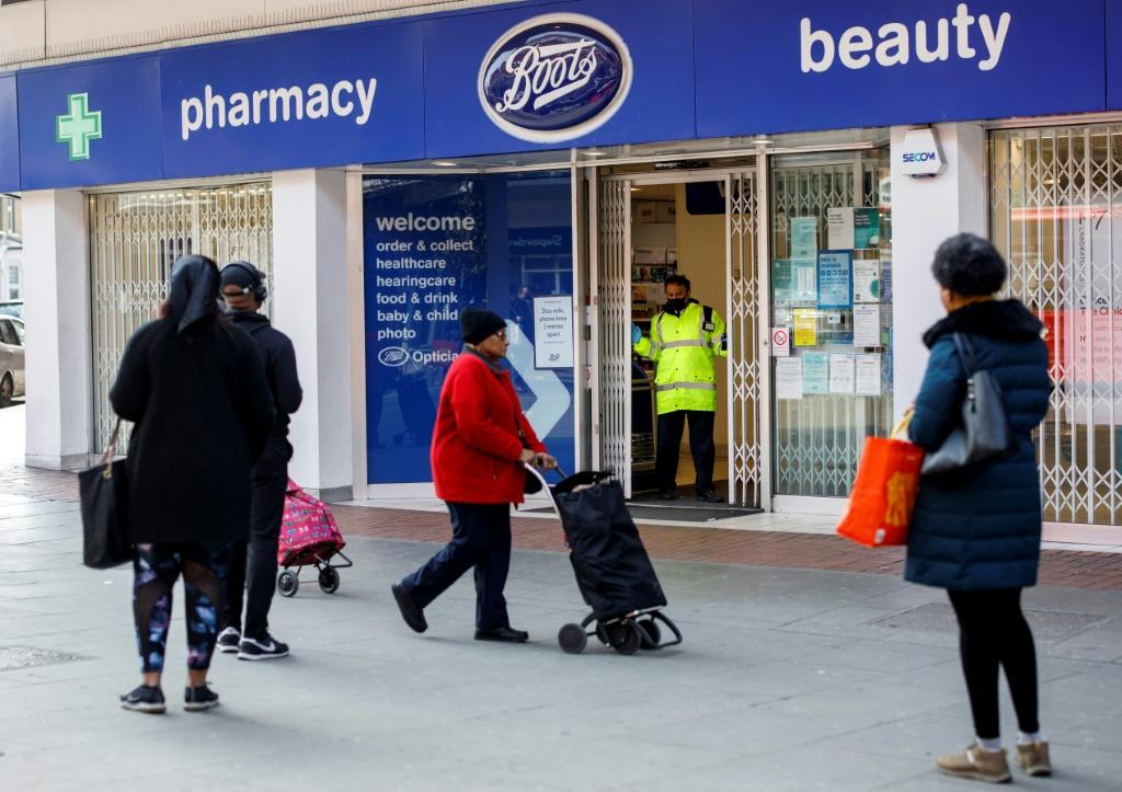 """The new domestic abuse aid scheme, which involves 2,300 branches of Boots, the UK's largest pharmacy chain, offers people who """"discreetly signal"""" using the code word """"ANI"""" a private space where they can talk to a trained pharmacy worker"""