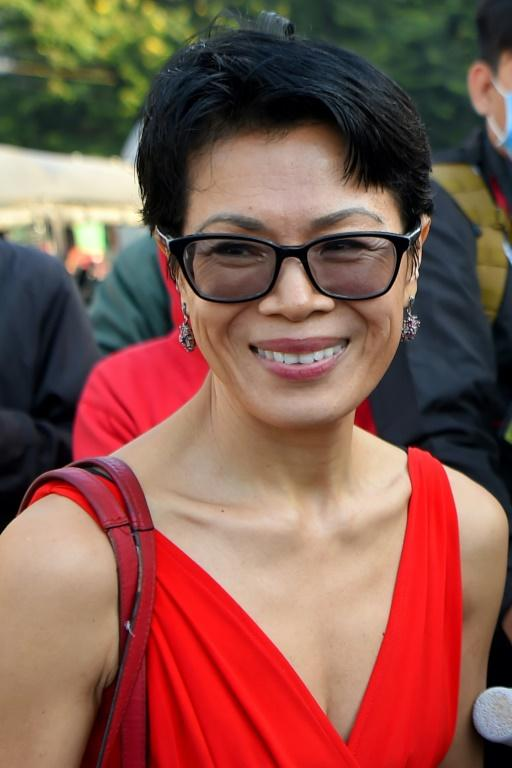 Theary Seng, a US-Cambodian human rights activist, faces treason and incitement charges