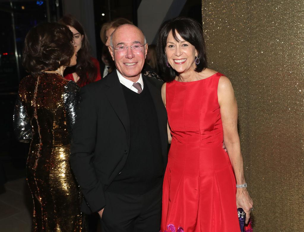 David Geffen and Lincoln Center for the Performing Arts Chair Katherine G. Farley