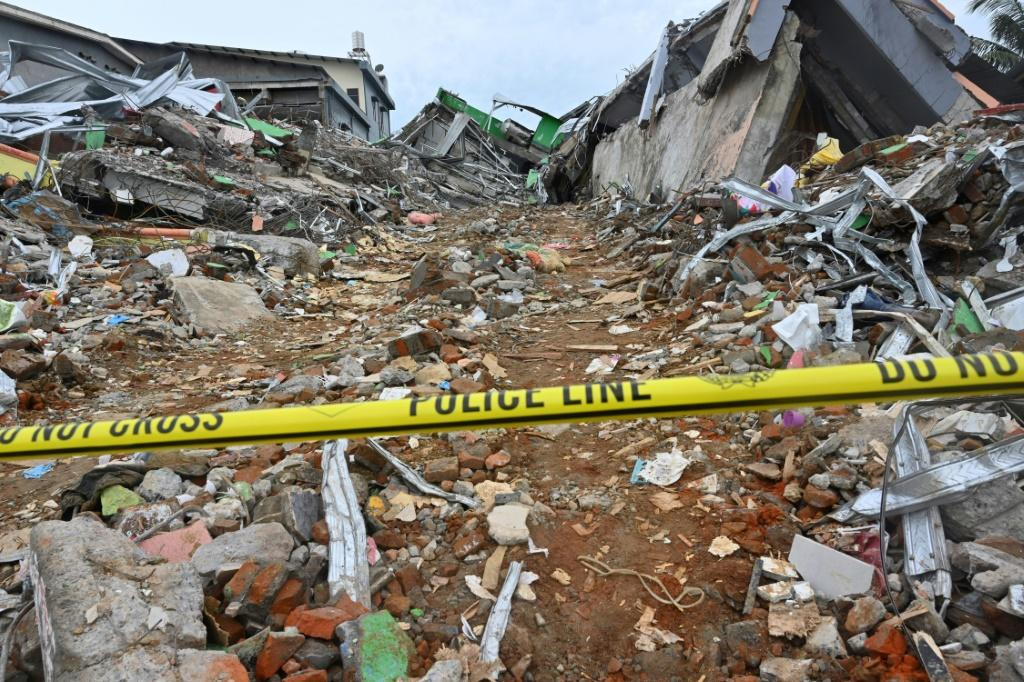 Indonesiaexperiences frequent seismic and volcanic activity due to its position on the Pacific 'Ring of Fire', where tectonic plates collide