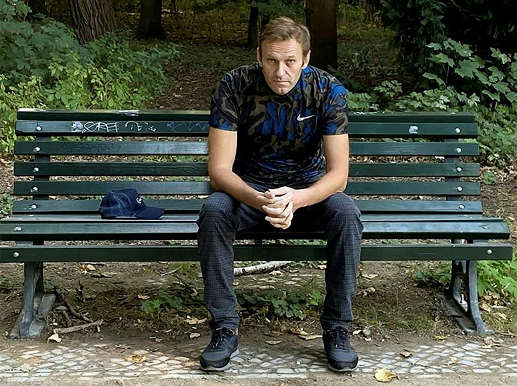 Navalny spent several months in Germany recovering from a poisoning attack