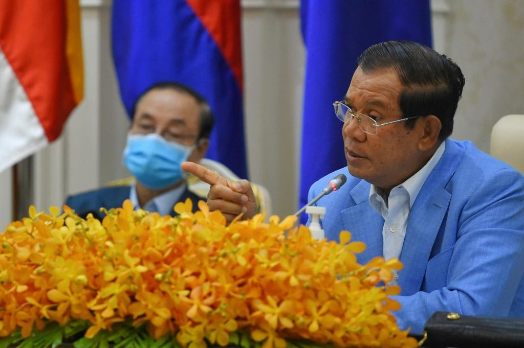 Premier Hun Sen has said 'friend' China will donate a million coronavirus vaccine doses to Cambodia