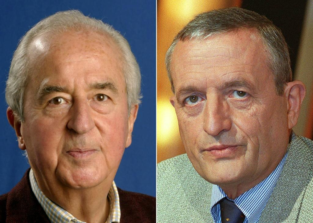 Balladur and his defence minister, Francois Leotard, are accused of creating an 'opaque network' to raise campaign funds.