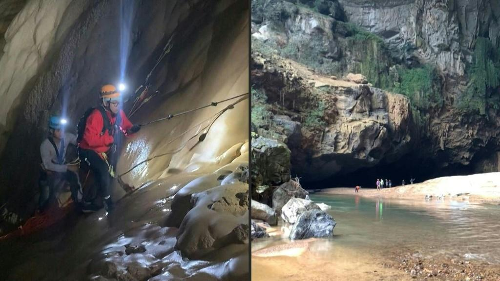 Home to flying foxes and a 70-metre stalagmite resembling a dog's paw, Son Doong cave is an otherworldly wonder that has reshaped the lives of the surrounding community since it opened for boutique tourism in 2013.