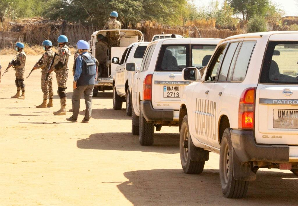The United Nations-African Union mission in Darfur is set to end 13 years of peacekeeping in the vast Sudanese region, even as recent clashes leave residents fearful of new conflict