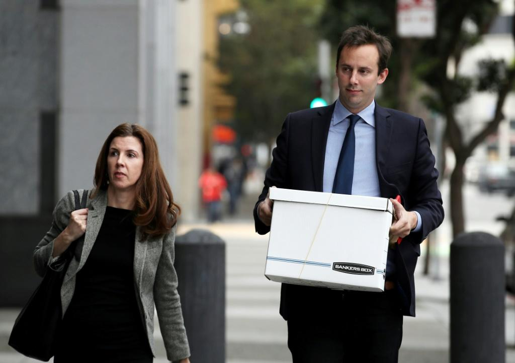 Former Google engineer Anthony Levandowski was pardoned by Donald Trump before he stepped down as president