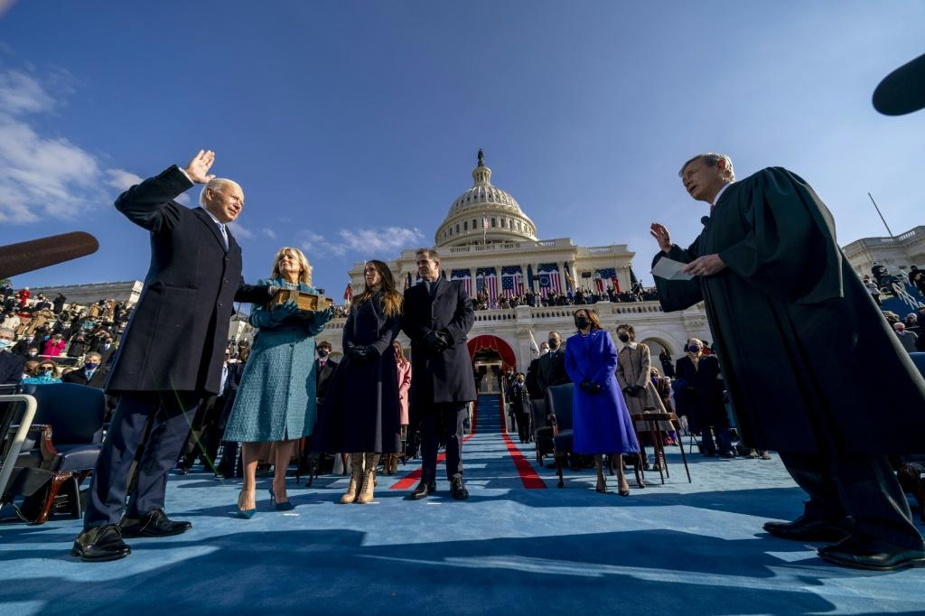 Joe Biden signed more than a dozen executive orders after being sworn in, including rejoining the World Health Organization, while also extending a mortgage foreclosure moratorium and a pause on student debt repayments