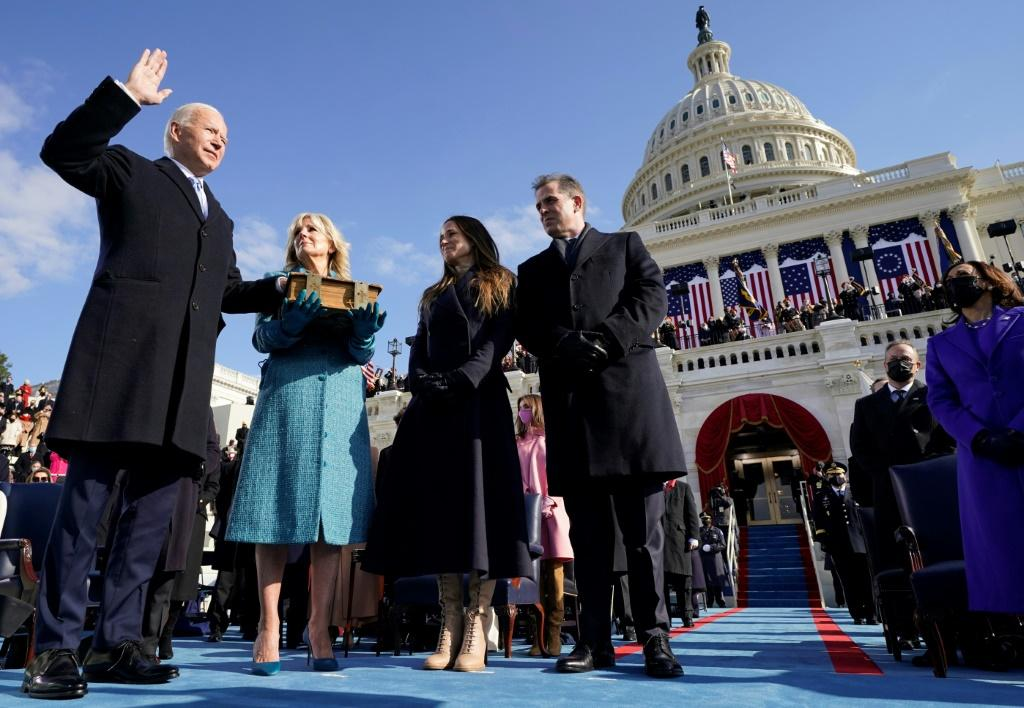 President Joe Biden took the oath of office on January 20, 2021 with the United States in full blown crisis mode after four years of Donald Trump, as it struggles to repel a ferocious pandemic and lift a sinking economy