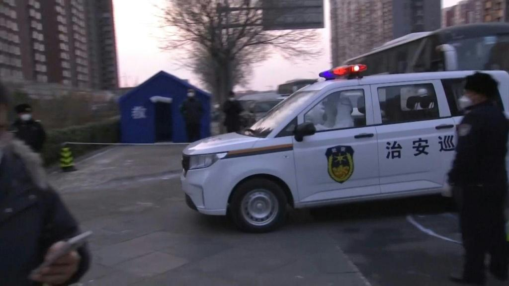 Beijing puts several residential compounds under lockdown after the city saw a new locally transmitted virus outbreak in the Chinese capital's southern Daxing district. Some residents were transferred to a quarantine centre by buses while others were orde