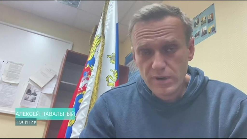 Kremlin critic Alexei Navalny urges Russians to stage mass anti-government protests during a court hearing after his arrest on arrival in Moscow from Germany.