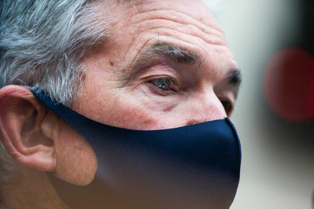 Former US president Donald Trump used to regularly attack Fed Chair Jerome Powell (pictured) on Twitter, but those days are likely over