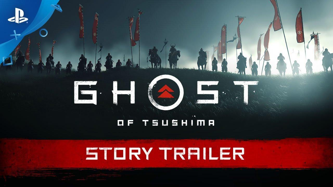 Ghost of Tsushima - PGW 2017 Announce Trailer   PS4