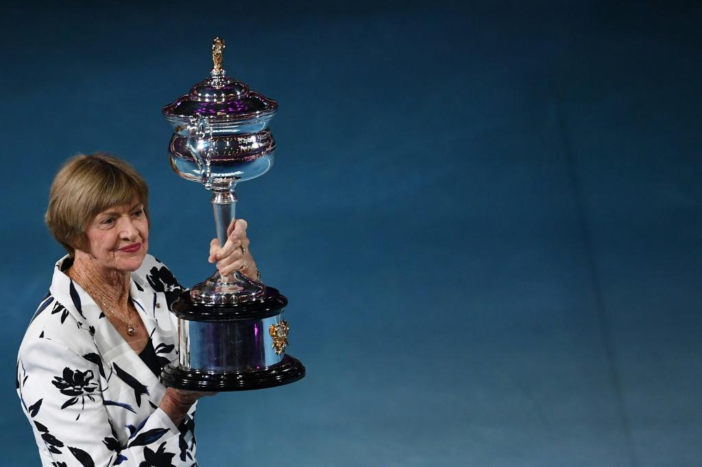 Controversial tennis great Margaret Court plans to keep her Australia Day award