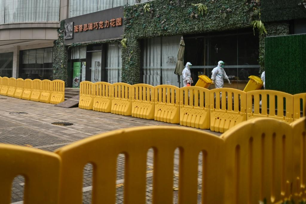 Members of the World Health Organization team investigating the origins of the Covid-19 pandemic have been quarantining at the Jade Boutique Hotel in Wuhan