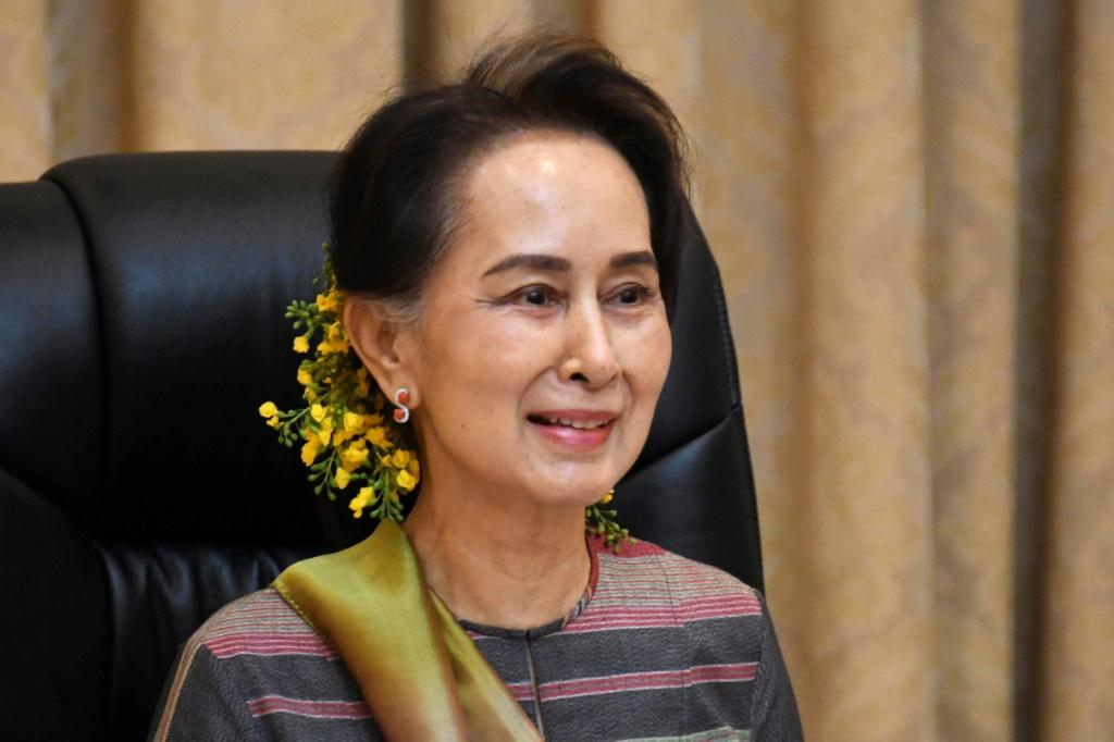 Aung San Suu Kyi has been detained, according to her party spokesman